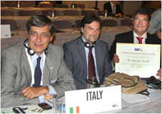 Congresso Mondiale FDI: Edoardo Cavallè eletto nel World Dental Development and Health Promotion Committee