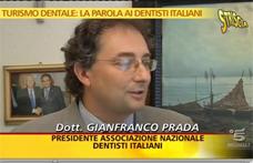 """Il Presidente ANDI a """"Striscia la Notizia"""""""