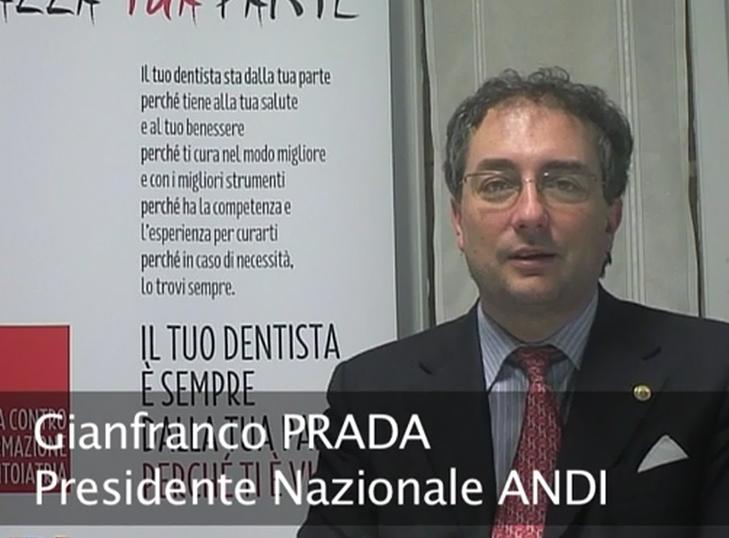 Approvato il Decreto Balduzzi poche le novità per i dentisti. Il videocommento del presidente Prada