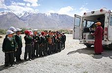 Arriva dal Ladakh l'appello a devolvere il 5×1000 a Fondazione ANDI