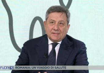 """CARLO GHIRLANDA A """"FUORI TG"""" DI RAI3"""