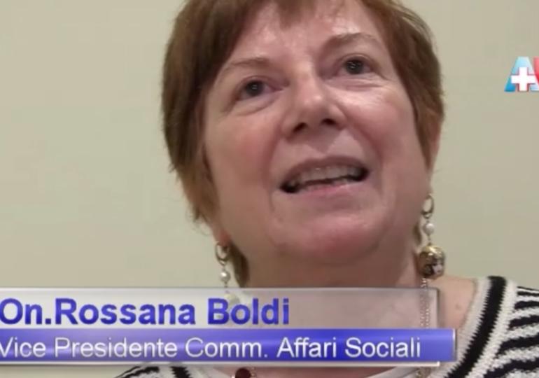 """L'On. Rossana Boldi racconta la """"sua"""" legge sulla pubblicità"""