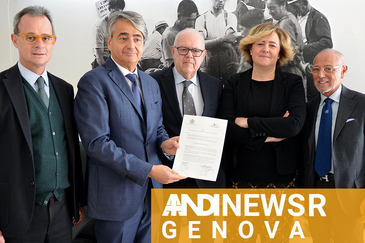 Successo dell'Accordo tra COMUNE di Genova e ANDI Genova per cure ai dipendenti comunali e loro familiari
