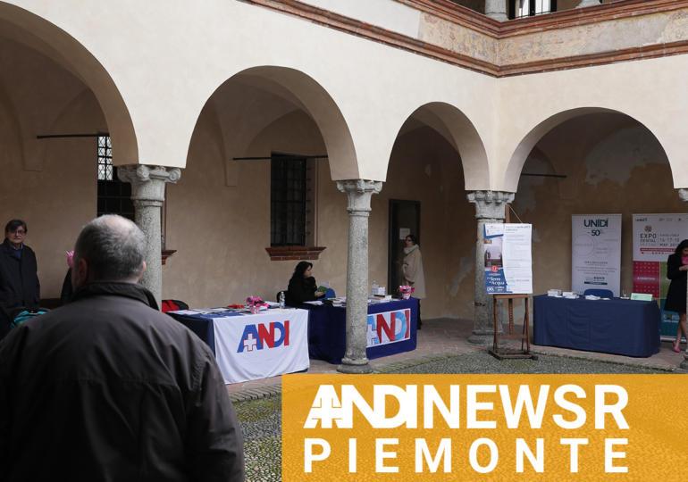 """Tra Terra ed Acqua"" - 13° Congresso ANDI Alessandria - Asti - Vercelli - Novara V.C.O."