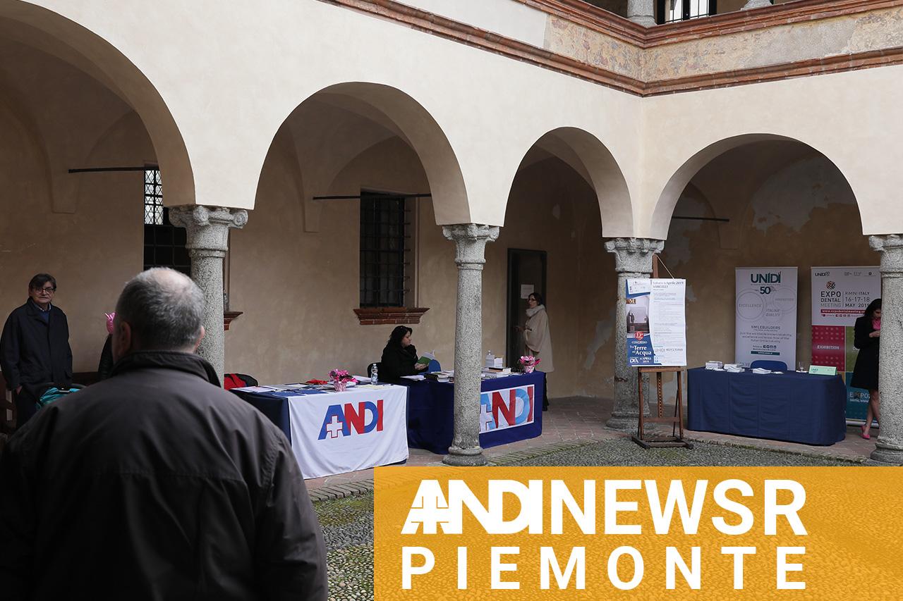 """Tra Terra ed Acqua"" – 13° Congresso ANDI Alessandria – Asti – Vercelli – Novara V.C.O."
