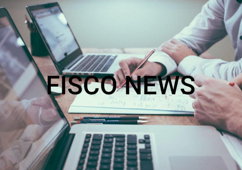 Proroga versamenti 1° Luglio - Fisco news - 27 Maggio