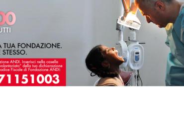 Il tuo 5×1000 a Fondazione ANDI