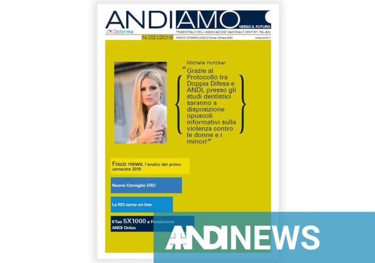 E' uscito il nuovo numero di ANDIAMO