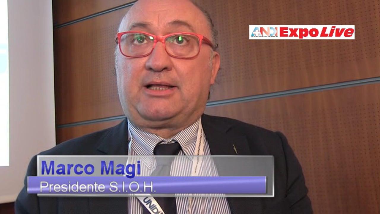 Intervista a Marco Magi, Presidente SIOH