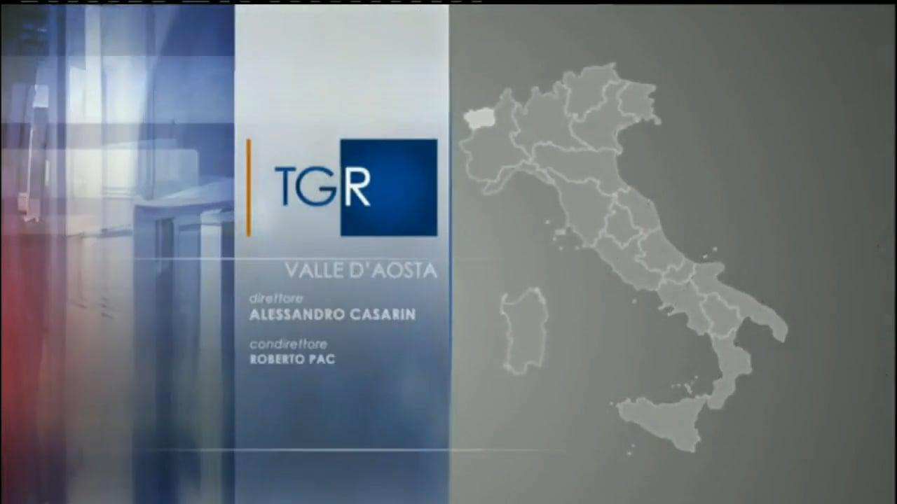 RAI TGR VALLE D'AOSTA