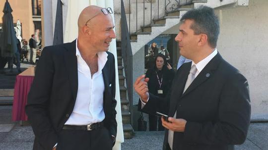 Congresso ANDI Novara, SIOCMF, ANTHEC - Orta S.Giulio, 18 e 19 ottobre 2019, Hotel S.Rocco