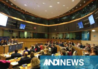 Salute orale e prevenzione: Marco Landi interviene a Bruxelles all'Europarlamento
