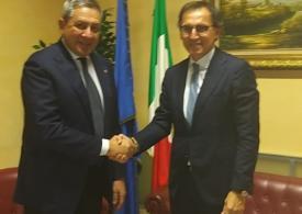 GHIRLANDA DAL MINISTRO BOCCIA PER AUTORIZZAZIONI SANITARIE E ALTRE PRIORITA'